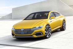 Foto de Volkswagen Sport Coupé GTE Concept (1/38)