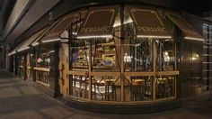 Pershic café by Verno, Bilbao – Spain » Retail Design Blog