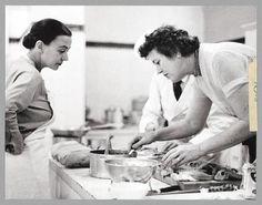 Julia Child with Avis Devoto House of Honey|Julia Child