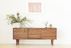 Matters of Space credenza