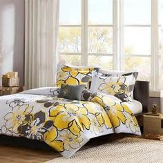 gray yellow and teal bedroom - Yahoo Image Search results