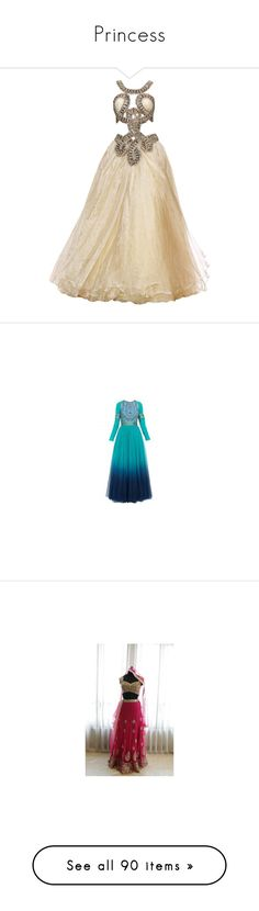 """""""Princess"""" by lari-winchester-ackles ❤ liked on Polyvore featuring dresses, gowns, long dresses, vestidos, brown dress, brown gown, long brown dress, brown evening gowns, accessories and body art"""