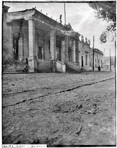 Coyoacán, Casa de Cortés, ca. 1900.