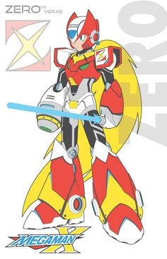 Final Complete. The Falcon Armor from Megaman X5