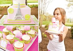 Preppy French Open Inspired Tennis Party - Hostess with the Mostess®