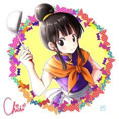 Chi Chi, Dbz, Dragon Ball Z, Goten Y Trunks, Goku And Chichi, Le Chef, Anime Girl Cute, Anime Art, I Am Awesome