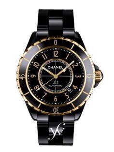 Chanel Chanel Ceramic Calibre [ FinestWatches.com ] #Chanel #watch #design