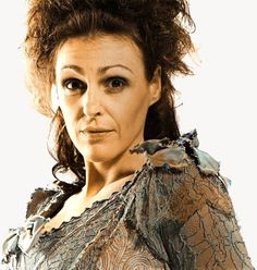 """Suranne Jones as """"Stitch"""". She's not really a major character but every time I read through the scenes with her I just know this is her. Stitch is a seamstress who employs orphans, giving them a warm home and hot meals in exchange for quickly-made clothing for """"overnighters"""" who come to port."""