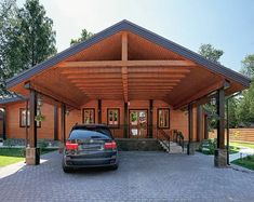 Carport Designs, Carport Garage, Gazebo, Pergola, Pavilion, Outdoor Living, Sweet Home, Shed, New Homes