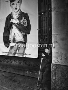 Barcelona Estacio de Franca                         fotografie black and white   street photography