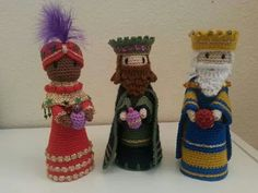 Amigurumi Crochet Navidad : Navidad, Crochet and Amigurumi on Pinterest