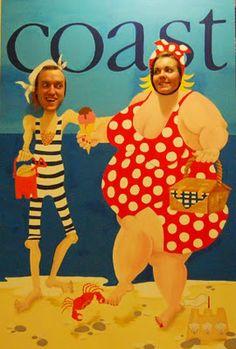 Rosie Shorter: Coast - Peep Board