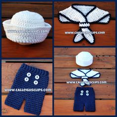 Instant Download Crochet Pattern No. 104  Ship by calleighsclips