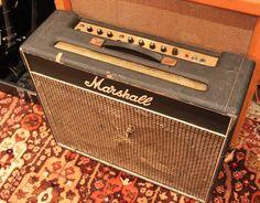 Vintage 1971 Marshall Artiste 50W 2040 JMP 2x12 Amplifier Combo w Reverb Pedal | eBay