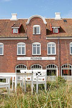 Hotel Plesner | Near Skagen, Denmark (near Frederikshavn and some of the best beach in Northern Denmark - and Europe.