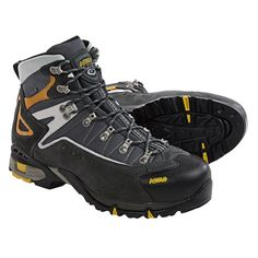 dd60d9f4ba6b0 Asolo Flame Gore-Tex® Hiking Boots - Waterproof (For Men) in Graphite