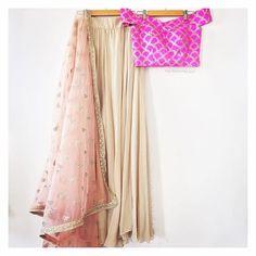 *COMING SOON* The Fuchsia Mogra Lehenga Set To order email: ayesha@thepeachproject.in #pink #hotpink #lehenga #sari #thepeachproject #indianfashion #desistyle #saristyle #sariblouse #americandesi #winterfashion #indianfashion #indianwedding #desibridesmaids #torontolife #californiagirls #dubaidesigner #bollywood #trousseau #sangeet #cocktail #lengha #destinationwedding #bollywoodfashion #indianweddingsvancouverbc #londondesi #engagementshoot #hennadesign #henna