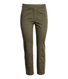 Ladies | Pants | Slim | H&M US