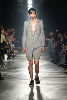 Mikio Sakabe Mens RTW Fall 2013 - TOKYO Fashion Week - WWD.com