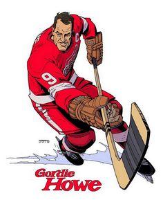 48 Ideas Sport Poster Hockey For 2019 Hockey Pictures, Red Wings Hockey, Detroit Sports, Wayne Gretzky, National Hockey League, Detroit Red Wings, Sports Art, Hockey Players, Ice Hockey