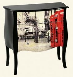 URBAN CHIC CHEST OF DRAWERS