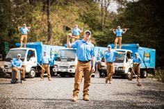 The Stand Up Guys are the best junk removal company that Atlanta has to offer.