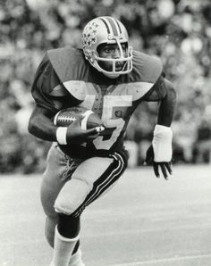 Griffin won four Big Ten Conference titles with the Ohio State Buckeyes and  was the first player ever to start in four Rose Bowls. glossy reprint photo  of ... 572f0b020