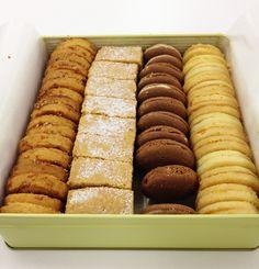 銀座ハプスブルク・ファイルヒェンのテーベッカライは優雅で高貴なクッキー  CREA編集部 今日のおやつ CREA WEB(クレア ウェブ)