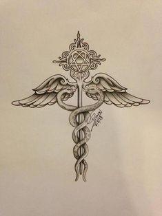 medical symbol with Heartagram