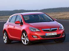 Opel Astra Opel Astra Opel Astra