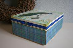 handmade by Conny's Frutsels: Teabox