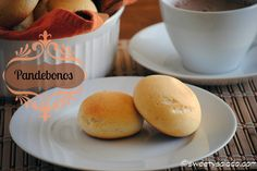 Click aquí para versión en español     Pandebonos, another staple of Colombian cuisine, and just like buñuelos , you will find them being s...