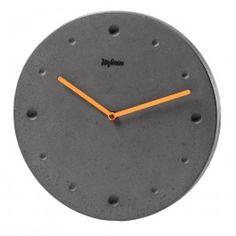 Die Marke Urform startet mit einer Kollektion Wanduhren aus Beton in zeitloser Bauhaus-Optik. Das traditionelle Zifferblatt-Design stellt Neonleuchtfarben neben die schlichten Grautöne des Betons. Diese Uhr fügt sich in jede Wohnwelt nahtlos ein.Aufgrund der Materialeigenschaften ist jede Uhr ein Unikat. Bitte wähle Deine Zeigerfarbe im Dropdown aus.Durchmesser 30 cm, Dicke 3 cm