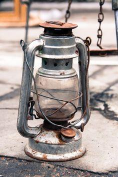 Old #kerosene #lamp
