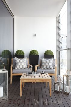 Terrace | Rachel Winham Interior Design