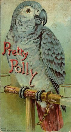 Pretty Polly, by Raphael Tuck & Sons Publishing