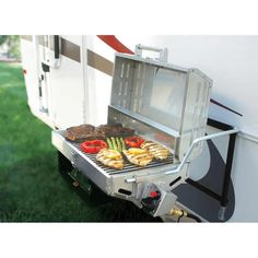Camping World, Rv Camping, Grill Accessories, Bristol, Grilling, Kitchen Appliances, Stainless Steel, Outdoor Decor, Tiny Houses