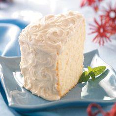 Burnt-Sugar Chiffon Cake