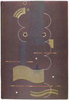 """Book cover. Pierre Legrain, """"Le Zodiaque ou Les Étoiles sur Paris"""", 1927"""