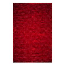 @Overstock - Modern Town Hand-woven Red Area Rug (8' x 10') - Hand-woven in India with a combination of wool and polyester shag, Modern Town embraces the sexiness of city living at the same time embracing the comfort for your favorite room.  http://www.overstock.com/Home-Garden/Modern-Town-Hand-woven-Red-Area-Rug-8-x-10/8390105/product.html?CID=214117 $626.99