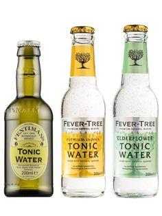 #Tonics voor je #Gin!