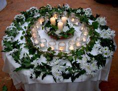 The Penwith Pagan Moot: Gallery - Imbolc Altar