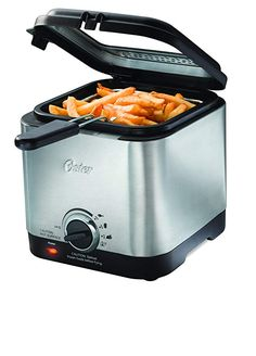 Preparing food in a deep fryer is quite enjoyable. But this is only possible when you use deep fryers of the highest quality. A deep fryer enables you to Home Deep Fryer, Best Deep Fryer, Small Deep Fryer, French Fry Maker, Electric Deep Fryer, Electric Cooker, Classic Plates, Air Fryer Review, Electric House