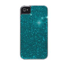 iPhone 4/4S Bling Turquoise now featured on Fab.