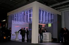 Exhibition Stall, Wall Of Fame, Arch Interior, Show Booth, Exhibit Design, Ceiling Lighting, Booth Design, Trade Show, Exhibitions