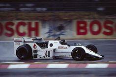 1983  (Stefan Johansson) Spirit 201C - Honda