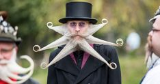 World's Most Epic Beards From 2015 World Beard And Moustache Championships | Bored Panda