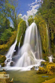 Kravice Waterfall (Bosnia) by Mykhailo Kolisnyk**