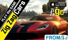 "Are u looking for Some interesting New Challenging like a Puzzle Game?? ----- Zig Zag Cars for iPhone and iPad is a Perfect Game For U  ----- This Puzzle and board game is going to release on this month!! We will keep you updated with more details.. Till then ""Zig Zag Cars"" ‪#‎Upcominggame‬ ‪#‎puzzlegame‬ ‪#‎boadgame‬ ‪#‎fungame‬ ‪#‎thanksgivingdeals‬ ‪#‎thanksgiving2014‬"