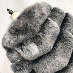 Real Fur Coat for Women Winter Jacket for Women Fashion Natural Fox Fur Women Clothes 2018 New Genuine Real Fox Fur Coat Female Rabbit Fur Jacket, Fox Fur Jacket, Winter Jackets Women, Coats For Women, Real Fur Vest, Brown Fur Coat, Black Winter Coat, Clothes 2018, Natural